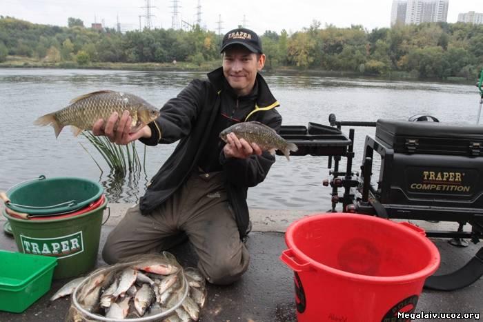 рыбалка на москве реке фото